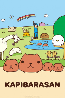 Anime Kapibara-san