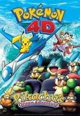 Pokemon 3D Adventure 2: Pikachu no Kaitei Daibouken