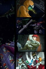 Mobile Suit Gundam Battlefield Record: Avant-Title