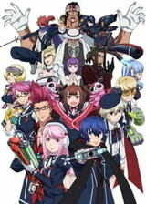 Gunslinger Stratos The Animation: Kikan/Kaze no Yukue