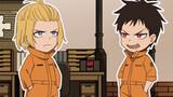 Enen no Shouboutai Mini Anime