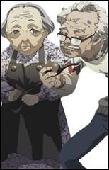 Mitsuko and Bunkichi