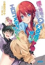 Boku no Jimi na Jinsei ga Kuzu Aniki no Sei de Ero Comedy ni Natteiru.