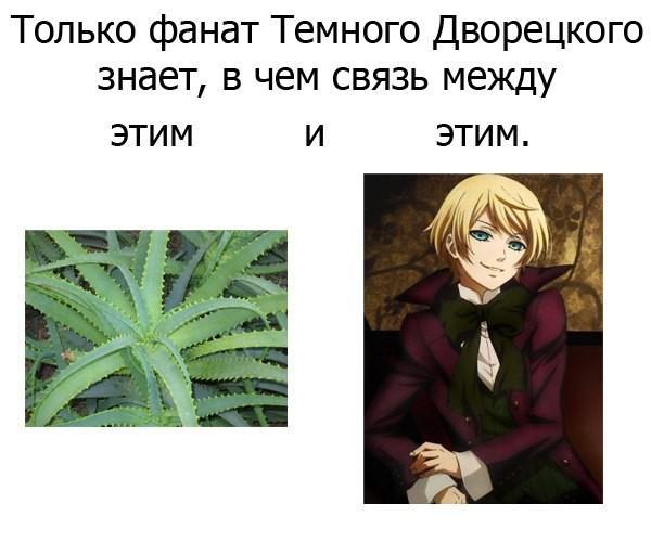 Поздравлением марта, картинки аниме приколы по темному дворецкому